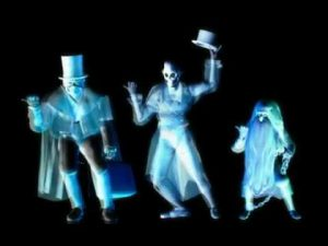 Hitchhiking Ghosts haunted mansion disney