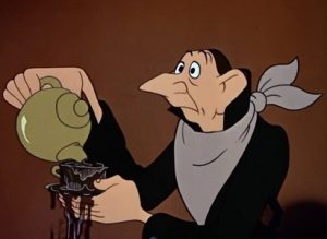 Ichabod Crane the adventures of ichabod and mr toad disney