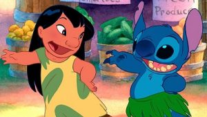 Lilo & Stitch disney