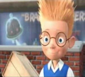 Meet the Robinsons lewis
