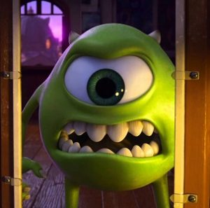 Mike Wazowski monsters inc