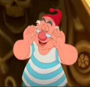 Mr Smee peter pan disney