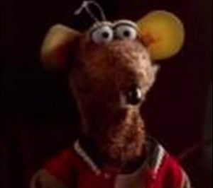 Rizzo the Rat muppets