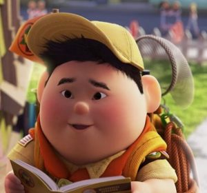 Russell up pixar