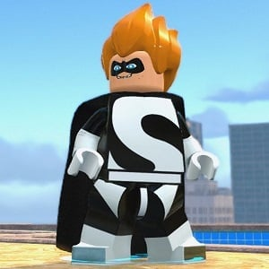 Syndrome Buddy Pine incredibles