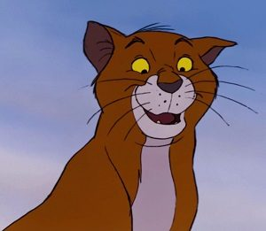Thomas O'Malley The Aristocats