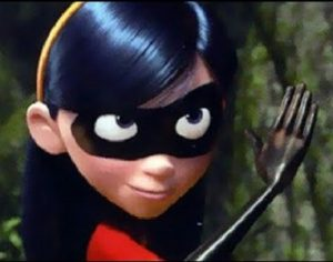 Violet Parr incredibles