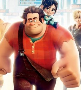 Wreck-It Ralph pixar disney