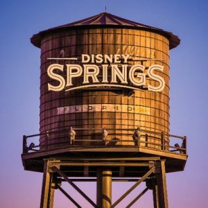 disney springs walt disney world