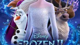 frozen 2 disney poster