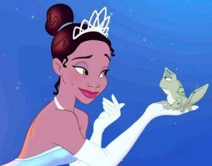 tiana The Princess and the Frog