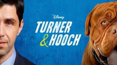 Turner & Hooch (Disney+ Show)