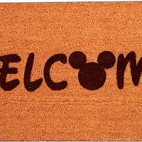 Disney Mickey Mouse Welcome Doormat