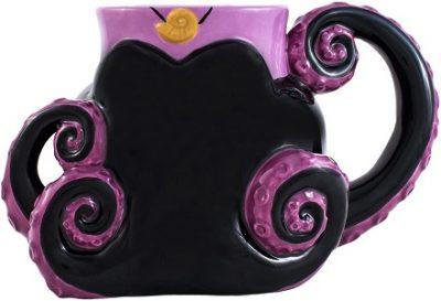 Disney Villain Ursula Ceramic Mug