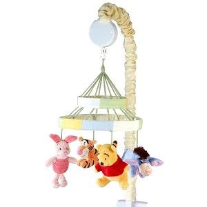Disney Winnie the Pooh Nursery Crib Musical Mobile