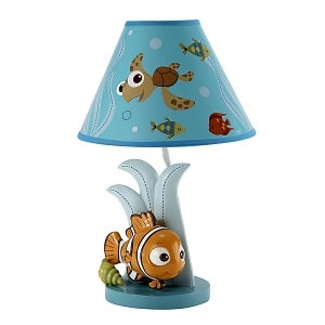 Finding Nemo Lamp Base and Shade