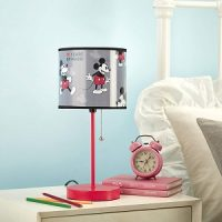 Mickey Mouse 90Th Anniversary Lamp