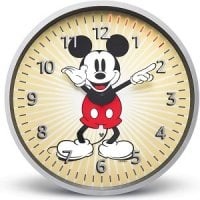 Mickey Mouse Echo Wall Clock