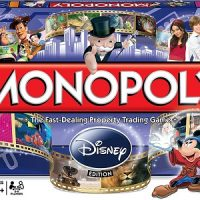 Monopoly Disney Edition | Disney Games