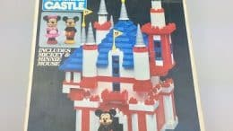 Disney Magic Kingdom Castle by Loc Blocs - 1981