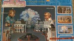 Disney Magic Town Square Play Set - 1988