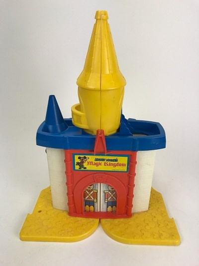 Disney Mickey Mouse's Weebles Magic Kingdom – 1977