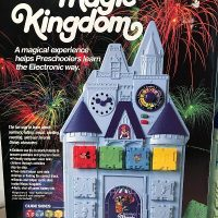 Disney Talking Magic Kingdom Toy - 1988