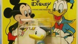 Donald Duck Disney Matchbox Diecast Car - 1979