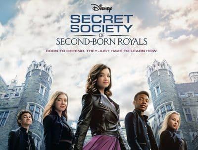 Secret Society of Second Born Royals (Disney+ Show)