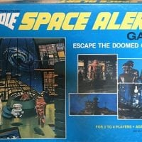 The Black Hole Space Alert Board Game - 1979