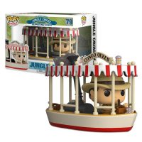Jungle Cruise Congo Queen Boat Vinyl Pop