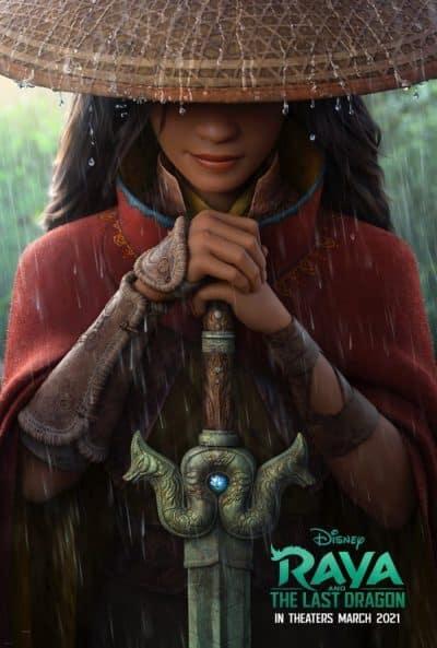 Raya and the Last Dragon (2021 Disney Movie)