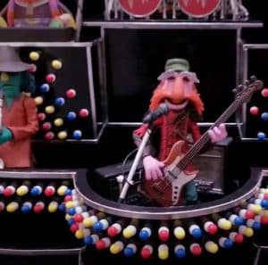 Dr Teeth and The Electric Mayhem (The Muppets)