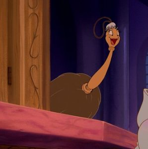 Fifi the Featherduster (Beauty and the Beast)