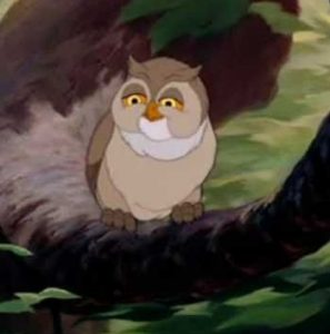 Friend Owl (Bambi)