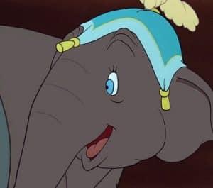 Giddy the Elephant dumbo