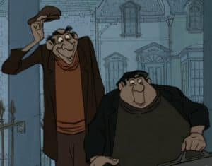 Horace & Jasper (One Hundred and One Dalmatians)