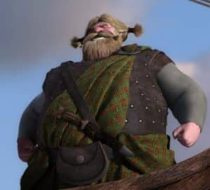 Lord MacGuffin brave