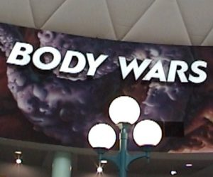 Mission Commander (Body Wars)