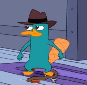 Perry the Platypus / Agent P (Phineas and Ferb)