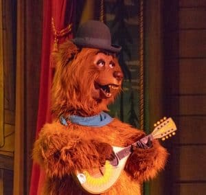 Wendell (Country Bear Jamboree)