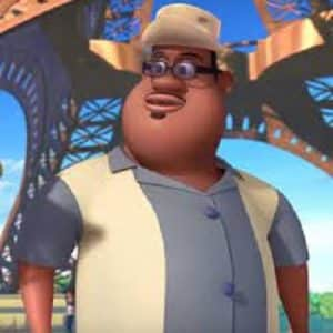 Frank Exposition puppy dog pals