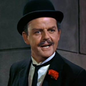George Banks mary poppins