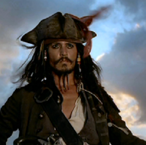 Jack Sparrow pirates Of The Caribbean The Curse Of The Black Pearl