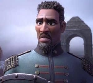 Lieutenant Mattias frozen 2