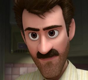 riley's dad inside out