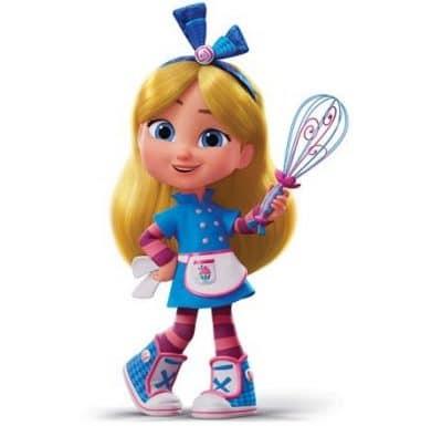 Alice's Wonderland Bakery (Disney Junior Show)