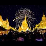 Disney Enchantment Fireworks Show (Disney World)