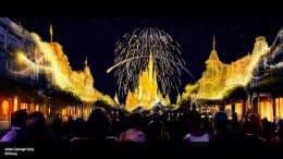 Disney Enchantment fireworks disney world