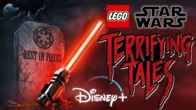LEGO Star Wars Terrifying Tales (Disney+ Show)